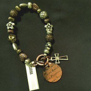 NWT Love and Faith Bracelet